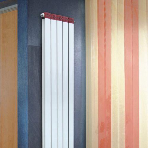 青岛铜铝复合暖气片品牌  铜铝复合80x60散热器