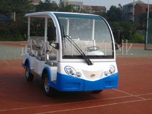 旅游景区内买电动观光车实用吗?