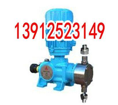 高精度的J-ZR系列柱塞式计量泵价格