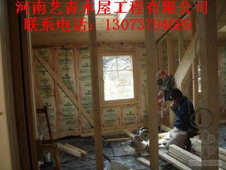 商丘木屋别墅造价木屋建造价格景区木屋专业建造厂家