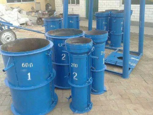 水泥井管钢模具加工批发