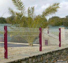 绿化栅栏网边框防护网