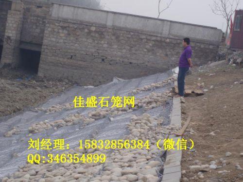 河渠河沟使用不同材质格宾网笼 钢丝石笼网专业厂家
