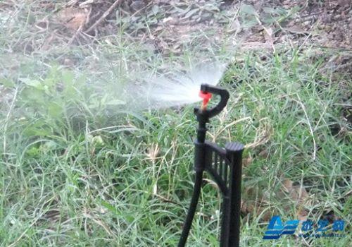 太原市果树灌溉|微喷头|喷灌头|吊悬微喷头