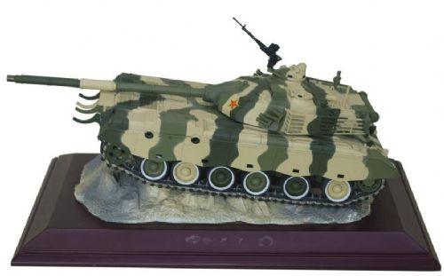 军事模型 军模 军事模型制作 96式主战坦克军事模型