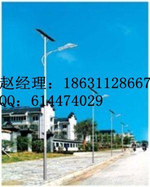 河北新农村太阳能路灯