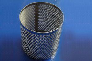厂家定做80目不锈钢过滤网筒