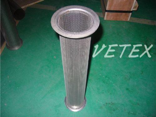 专业不锈钢过滤网筒,304不锈钢网筒