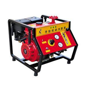 东进汽油机动手抬式消防泵JBQ5.5/10.0