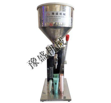 河南手动膏液灌装机哪家质量过硬?