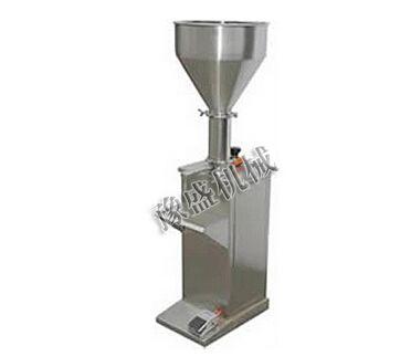 河南专业气动膏液两用灌装机生产厂家