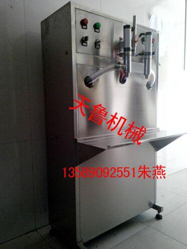 供应南京花生油灌装机-扬州机油灌装机-济南圳鲁