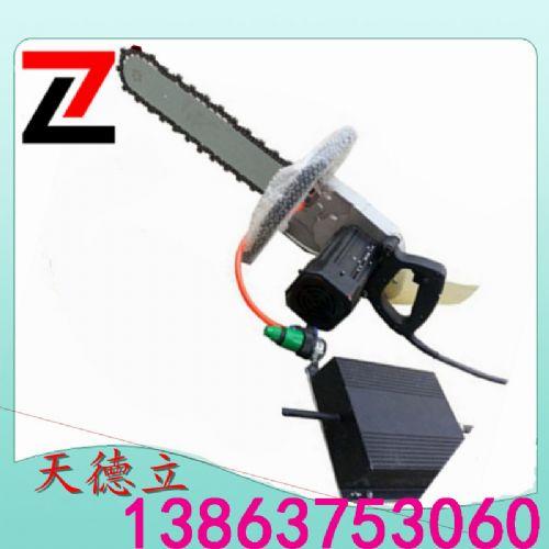 供应优质380V切混凝土电动金刚石链锯 电动金刚石石材切割锯低价