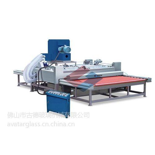 古德专注制造玻璃清洗机10年,高效率,稳定,国内知名厂商
