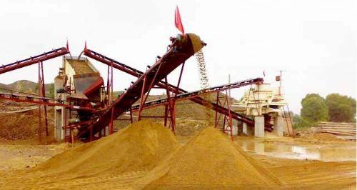 上海优质砂石生产线设备厂家 砂石生产线价格