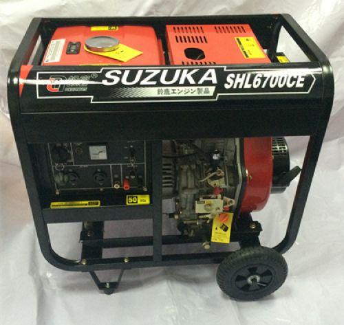 小型6KW柴油发电机
