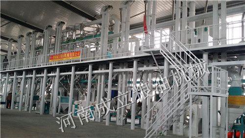 多功能玉米加工机械 玉米自动上料磨粉机加工设备