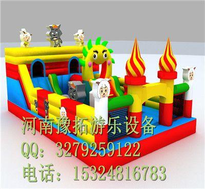 广东60平充气城堡 新款60平充气城堡