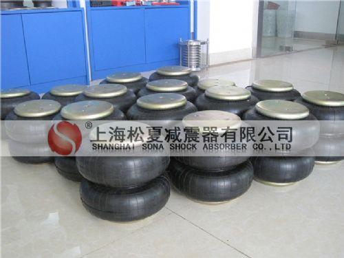 安庆FD 120-20 509橡胶空气弹簧上海松夏工厂