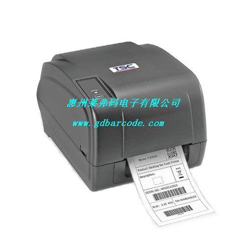 惠州TSC G210桌面型标签条码打印机