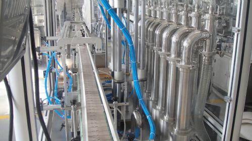 武汉食用油灌装生产线
