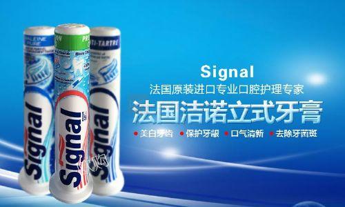 法国洁诺立式牙膏100ML-法国日用品供应