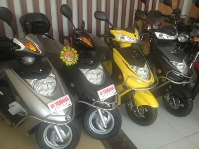 新乐二手摩托车交易市场