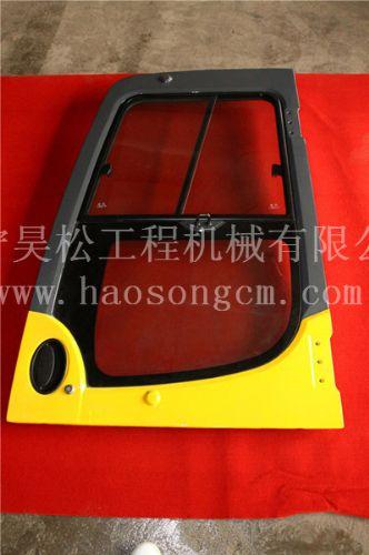 工程机械小松挖掘机PC220-8驾驶室门总成