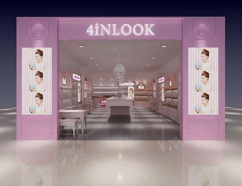 商业空间与精品店和专卖店的设计并装修