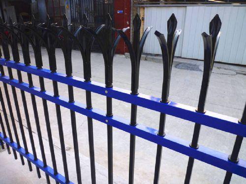 河南新乡锌钢护栏、厂矿企业护栏、学校用品护栏