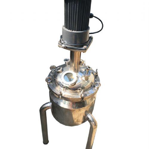 定做耐高温耐高压不锈钢反应釜的厂家