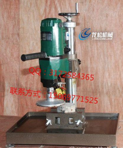 专业生产HQP-150A型号的混凝土芯样切割机