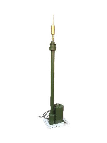 河南防雷公司供应自动升降杆,河南电力避雷针报价