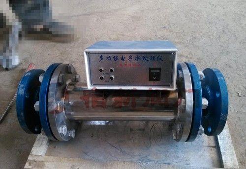不锈钢电子水除垢仪