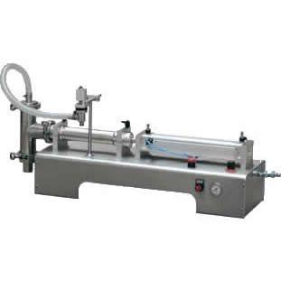 小型电动液体灌装机