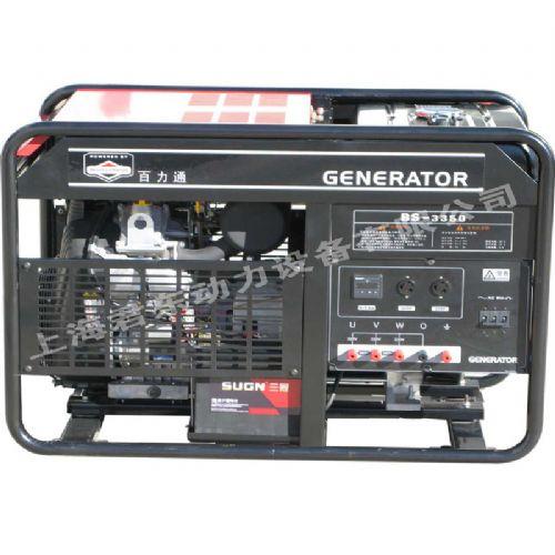 美国百力通三相18KW汽油发电机机站维护专用