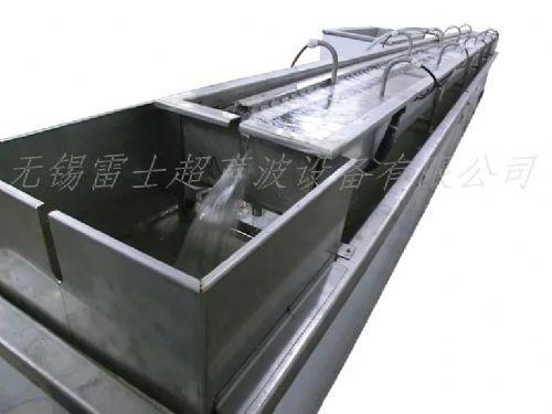 带钢条钢进行式超声波清洗设备