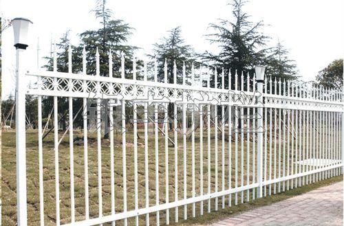河南新乡围墙栅栏、围墙护栏、别墅庭院护栏、小区栏杆