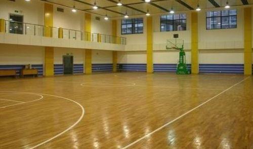 济南篮球场地胶施工 济南地胶施工