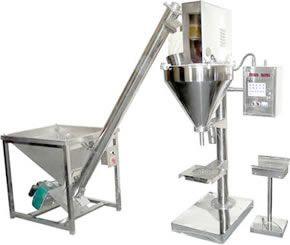 饲料添加剂包装机、药粉奶粉自动灌装机