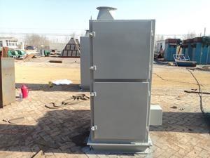 HD型单机除尘器体积小风量大