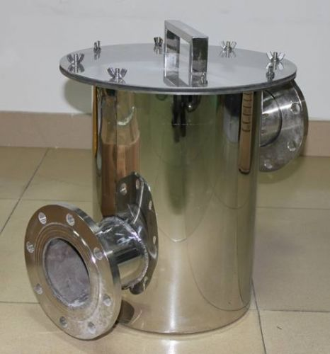 石家庄不锈钢毛发聚集器BeMF-80
