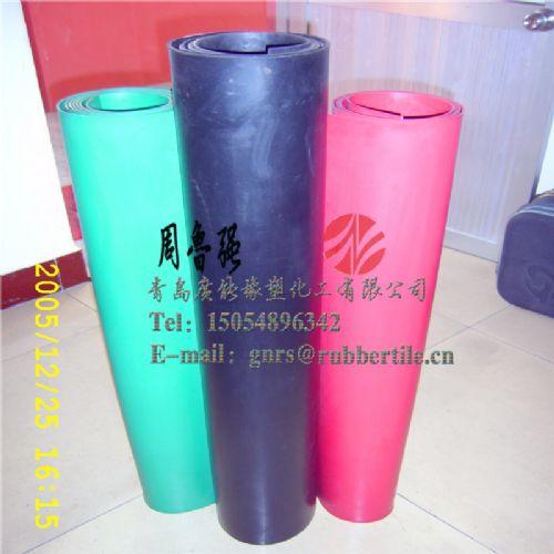 卷材橡胶板 多彩防滑橡胶板 耐酸碱橡胶板 阻燃橡胶板