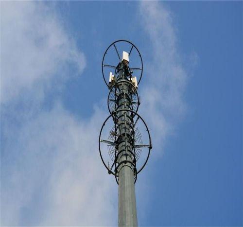 材料及结构形式来确定塔的名称