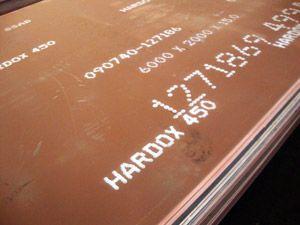 HARDOX500耐磨钢低价出货啦,欲购从速