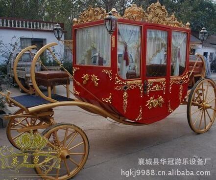 皇家马车/欧式马车/婚庆用品/旅游车YC-D001b 型