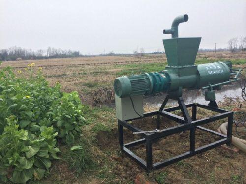 养猪场脱水机 养猪场脱水机