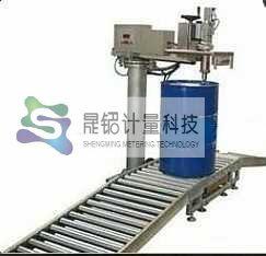 液体肥料称重式全自动灌装机