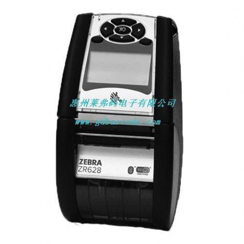 斑马Zebra ZR628便携式移动标签票据打印机
