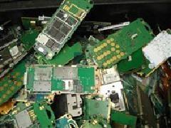 宝安手机线路板回收废电子回收废锡回收